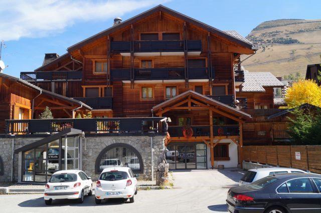 Wynajem na narty Résidence les Balcons de Sarenne - Les 2 Alpes