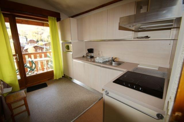 Location au ski Appartement 2 pièces coin montagne 7 personnes (9) - Résidence les Vernettes - Les 2 Alpes - Kitchenette
