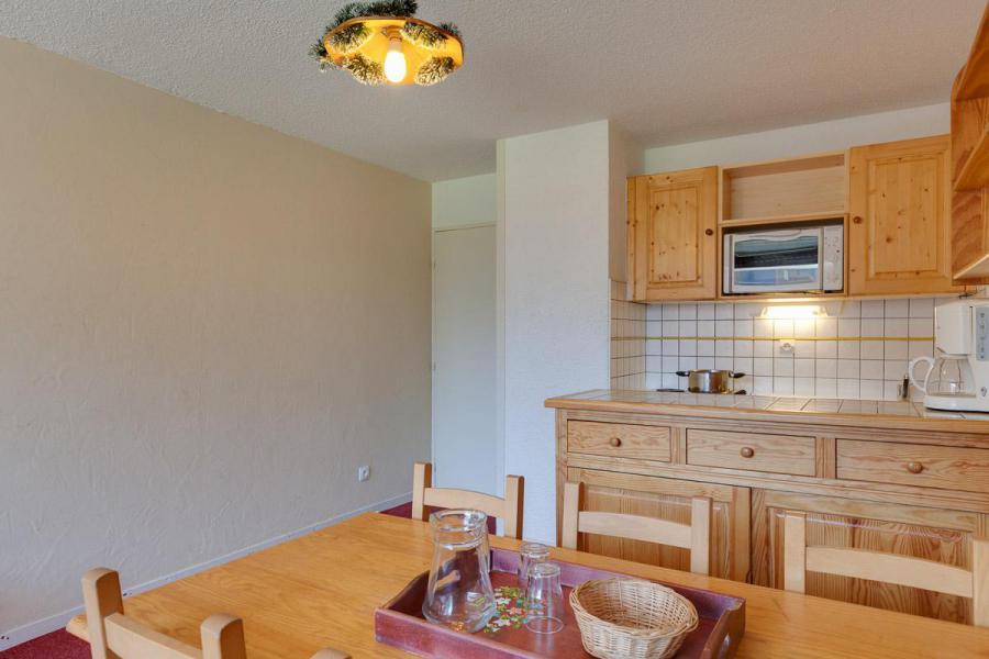 Location au ski Appartement duplex 2 pièces coin montagne 6 personnes - Résidence Meijotel - Les 2 Alpes - Kitchenette