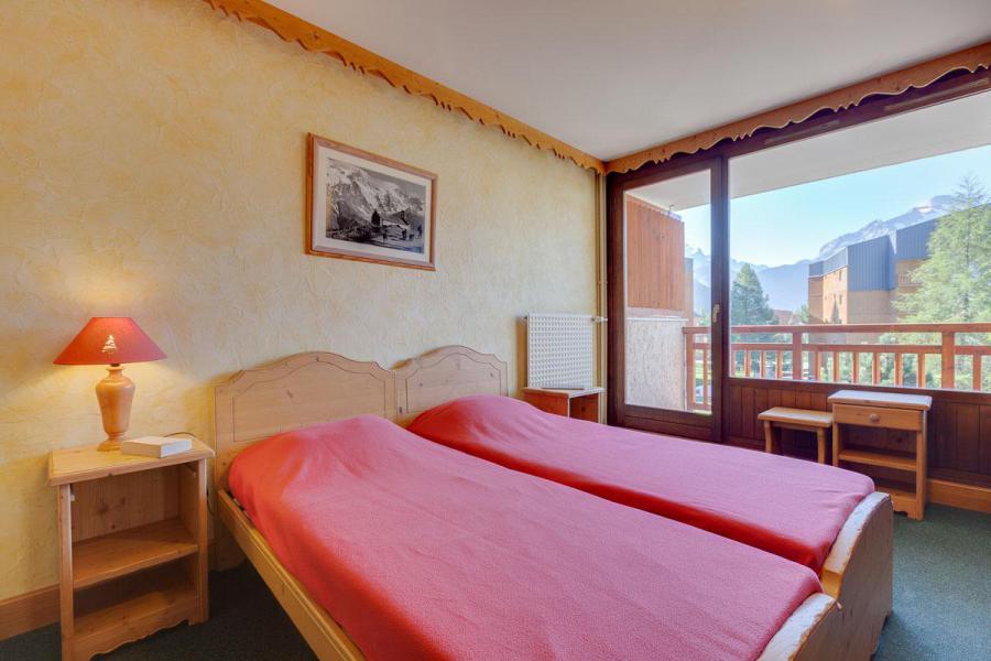 Location au ski Appartement duplex 2 pièces coin montagne 6 personnes - Résidence Meijotel - Les 2 Alpes - Lit simple