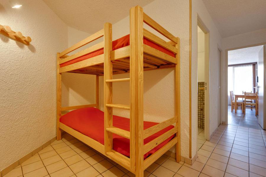 Location au ski Appartement duplex 2 pièces coin montagne 6 personnes - Résidence Meijotel - Les 2 Alpes - Lits superposés