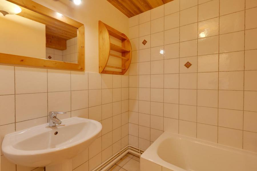 Location au ski Appartement duplex 3 pièces coin montagne 8 personnes - Résidence Meijotel - Les 2 Alpes - Baignoire
