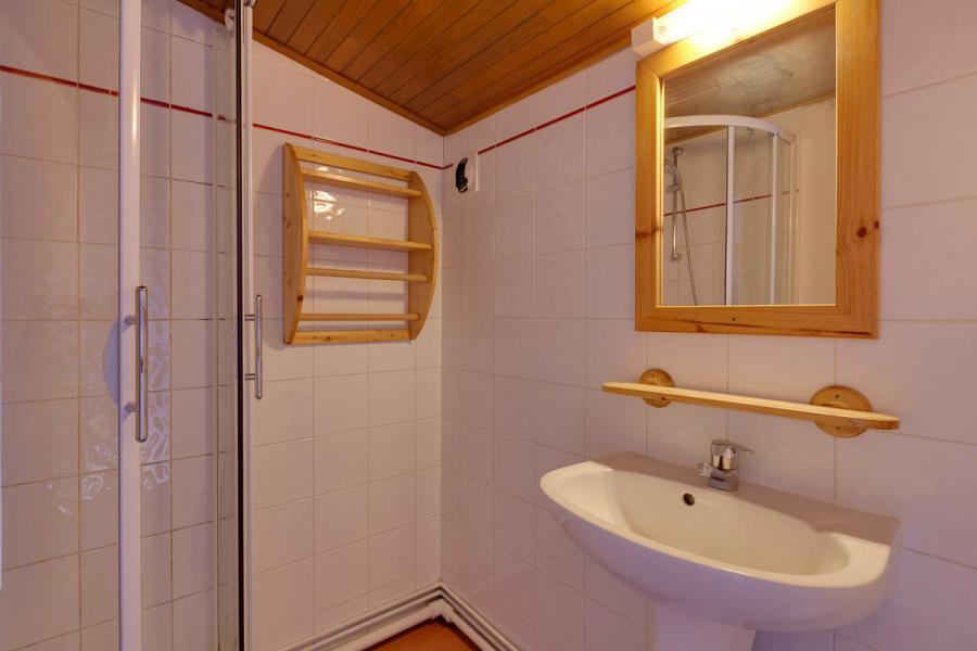 Location au ski Appartement duplex 3 pièces coin montagne 8 personnes - Résidence Meijotel - Les 2 Alpes - Douche