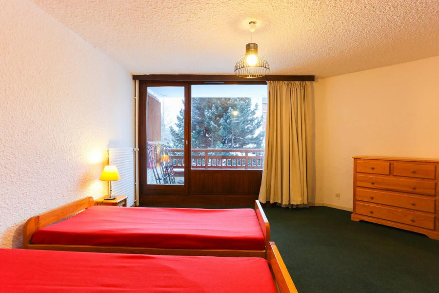 Rent in ski resort 2 room apartment 6 people (104) - Résidence Meijotel Centaines - Les 2 Alpes