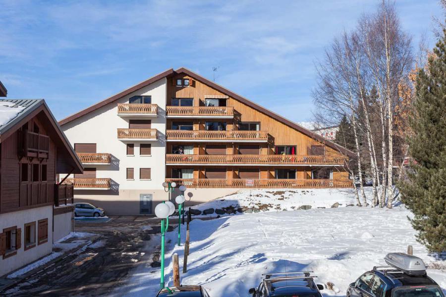 Location au ski Résidence Saint Christophe - Les 2 Alpes