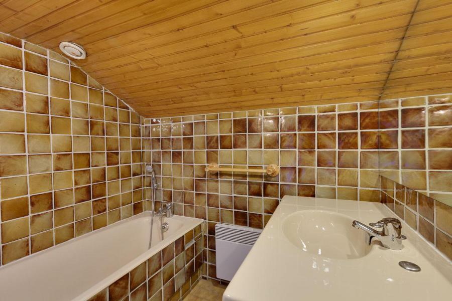 Location au ski Appartement 2 pièces coin montagne 6 personnes - Résidence Saint Christophe - Les 2 Alpes - Salle de bains