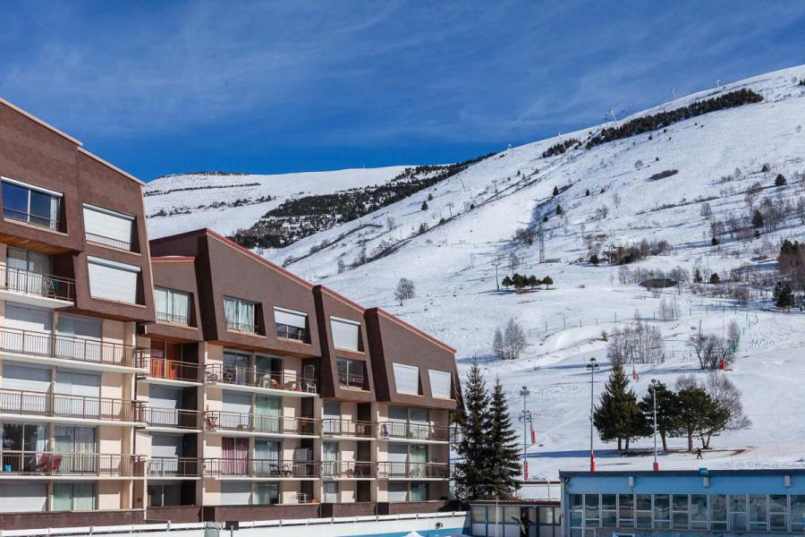 Location au ski Résidence Vallée Blanche Belledonne - Les 2 Alpes - Extérieur hiver