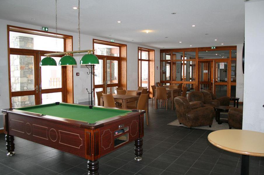 Location au ski Résidences Goelia les Balcons du Soleil - Les 2 Alpes - Réception