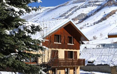 Rental Les 2 Alpes : Chalet Alpina summer