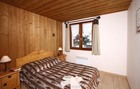 Location au ski Chalet Alpina - Les 2 Alpes - Lit double