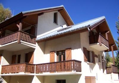Location Les 2 Alpes : Chalet Erika hiver