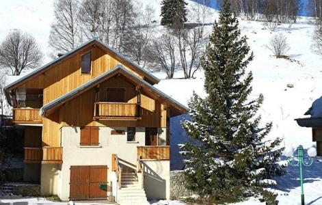 Rental Les 2 Alpes : Chalet Erika summer