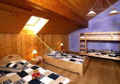 Location au ski Chalet mitoyen 5 pièces 12 personnes - Chalet Harmonie - Les 2 Alpes - Appartement