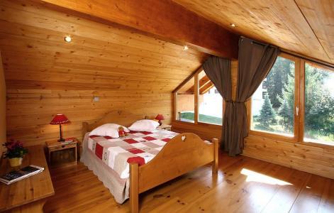 Location au ski Chalet Harmonie - Les 2 Alpes - Chambre mansardée