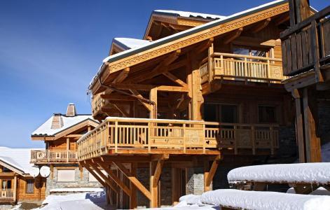 Location au ski Chalet Husky - Les 2 Alpes - Extérieur hiver