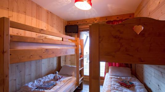 Location au ski Chalet Husky - Les 2 Alpes - Lits superposés