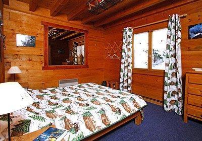 Location au ski Chalet L'ancien - Les 2 Alpes - Chambre