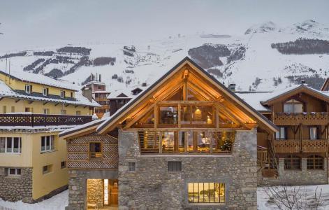 Location Les 2 Alpes : Chalet L'Atelier hiver