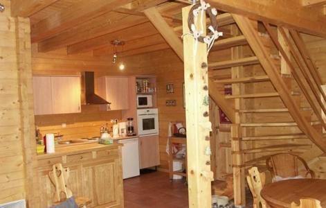 Location au ski Chalet la Lauze - Les 2 Alpes - Cuisine