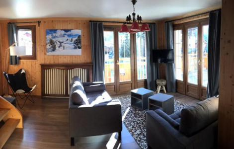 Rent in ski resort Chalet le Marmotton - Les 2 Alpes - Settee