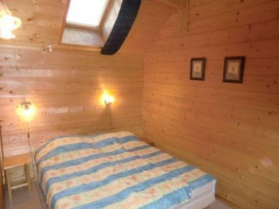 Location au ski Chalet triplex 6 pièces 11 personnes - Chalet Le Meleze - Les 2 Alpes - Chambre mansardée