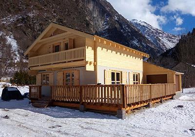 Ski tout compris Chalet Le Melgueil