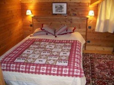Location au ski Chalet Le Panorama - Les 2 Alpes - Chambre