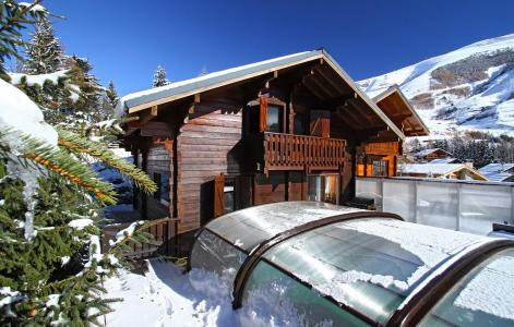 Rental Les 2 Alpes : Chalet le Ponton summer