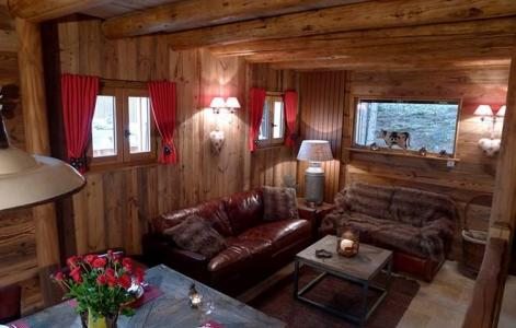 Аренда на лыжном курорте Chalet les Alpages - Les 2 Alpes - Салон