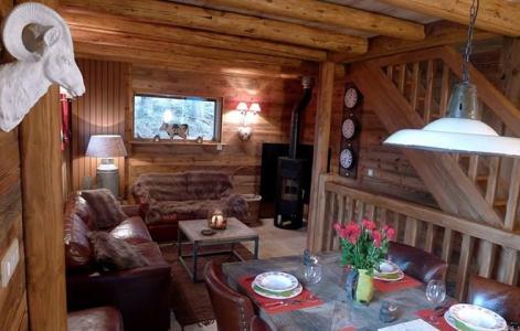 Location au ski Chalet les Alpages - Les 2 Alpes - Table