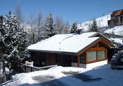 Location au ski Chalet Les Jonquilles - Les 2 Alpes