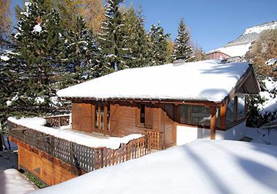 Location Les 2 Alpes : Chalet Les Jonquilles hiver