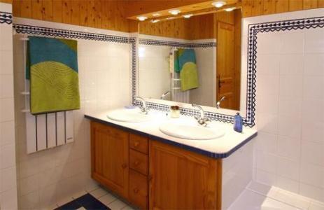Location au ski Chalet 5 pièces 8-9 personnes - Chalet Les Jonquilles - Les 2 Alpes - Salle de bains