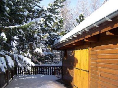 Location au ski Chalet 5 pièces 8-9 personnes - Chalet Les Jonquilles - Les 2 Alpes - Extérieur hiver