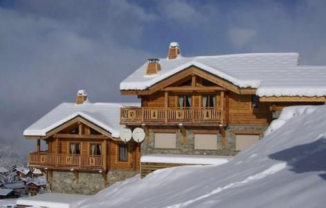 Location au ski Chalet Leslie Alpen - Les 2 Alpes - Extérieur hiver
