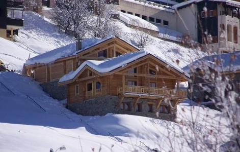 Accommodation Chalet Leslie Alpen