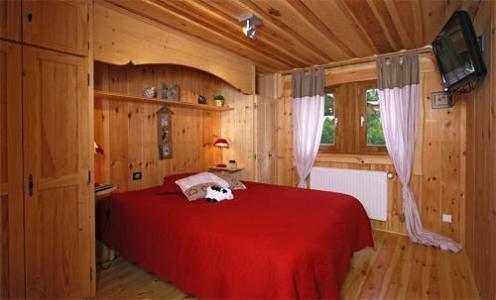 Location au ski Chalet 6 pièces 12 personnes - Chalet Leslie Alpen - Les 2 Alpes - Chambre