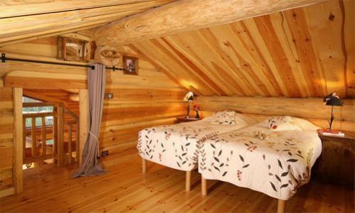 Location au ski Chalet 6 pièces 12 personnes - Chalet Leslie Alpen - Les 2 Alpes - Lit simple