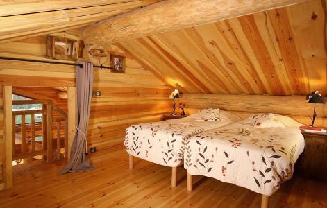 Location au ski Chalet Leslie Alpen - Les 2 Alpes - Lits twin