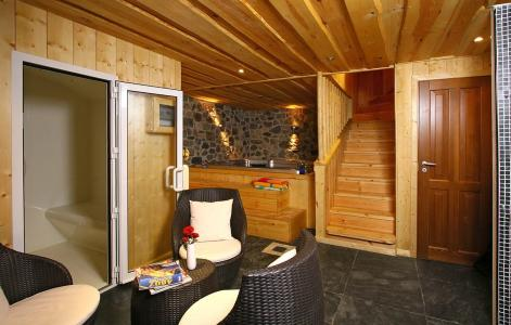 Location au ski Chalet Leslie Alpen - Les 2 Alpes - Sauna