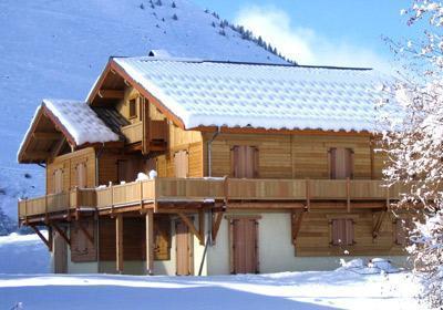 Location au ski Chalet Lou Crouet - Les 2 Alpes