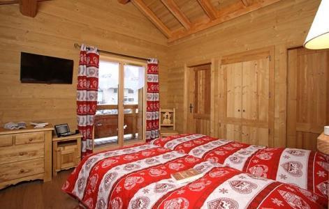 Location au ski Chalet Prestige Lodge - Les 2 Alpes - Lit double
