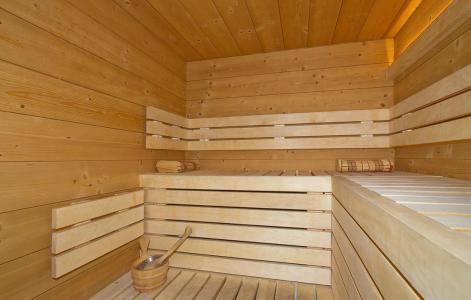 Location au ski Chalet Prestige Lodge - Les 2 Alpes - Sauna