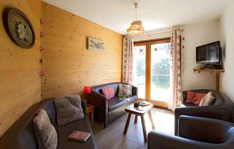 Rent in ski resort Chalet Sabot de Vénus - Les 2 Alpes - Living room