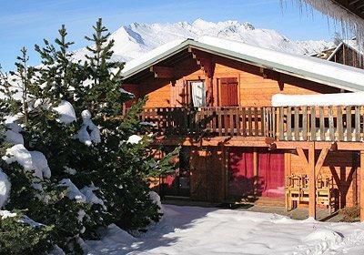 Location Les 2 Alpes : Chalet Soleil D'hiver hiver