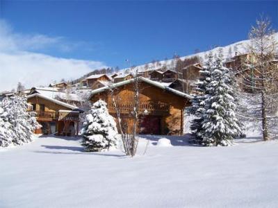 Location au ski Chalet 7 pièces 14 personnes - Chalet Soleil D'hiver - Les 2 Alpes - Extérieur hiver