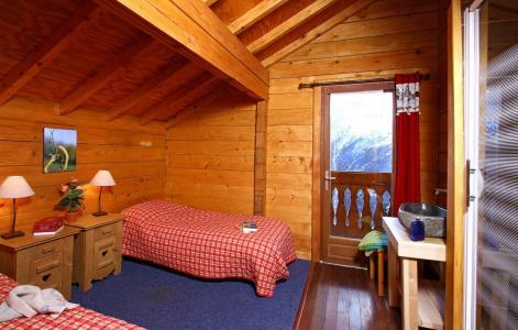 Location au ski Chalet Soleil Levant - Les 2 Alpes - Lits twin