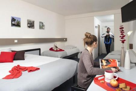Location 2 personnes Chambre Confort (1 adulte + 1 enfant -12 ans) (CH2CS) - Hotel Belambra Club L'oree Des Pistes