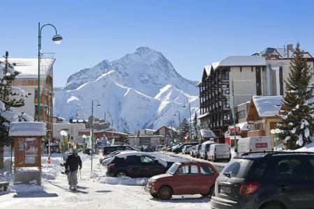 Location au ski Hotel Club Mmv Le Panorama - Les 2 Alpes - Extérieur hiver