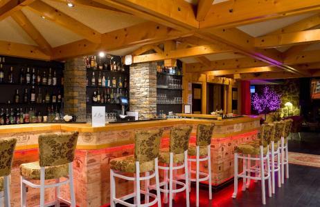Location au ski Hôtel Ibiza - Les 2 Alpes - Intérieur